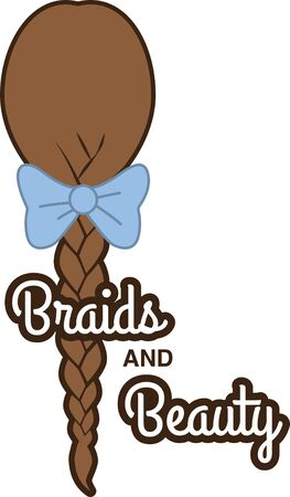 plaits: You entrust your hair to your stylist.  This design is perfect for thanking them! They will love it!