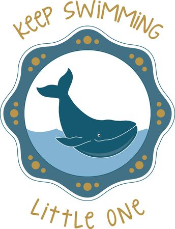 cetacean: Kids love googly eyes and sea creatures.  Get this adorable design on bodysuits, layettes, diaper covers, baby t-shirts, hats, bibs  more!