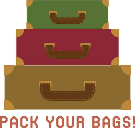 valise: This design is great on luggage tags, t-shirts, sweatshirts and more for your travel bugs!