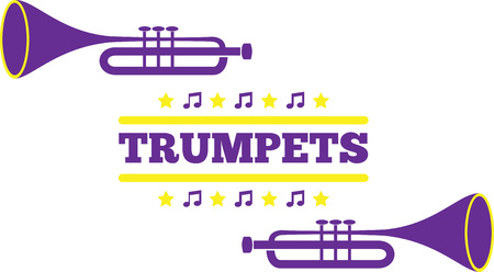 sounds: Prayers are like the powerful sounds of trumpets. Add this to a hat for a great gift.
