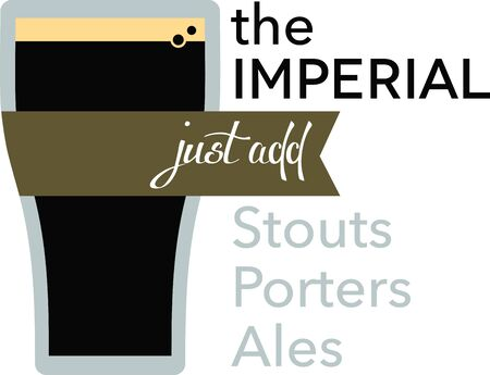 Use this Imperial Beer design on your t-shirt design.