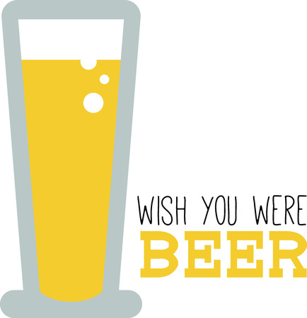 Use this Pilsner Beer Glass for your t-shirt design.