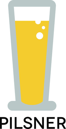 pilsner glass: Use this Pilsner Beer Glass for your t-shirt design.