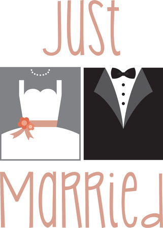 Toast to love! Time to celebrate with this perfect design on cocktail napkins and personalized gifts for the newlyweds!
