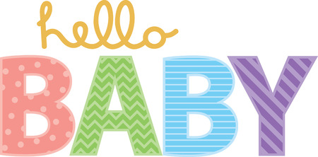 Looking to add style to your babys nursery  This design is perfect on nursery furniture and decor!