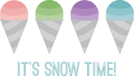 frozen treat: Stay cool this summer with this ice cold treat on kitchen linen, tablecloths and more!