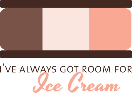 sherbet: Stay cool this summer with this ice cold treat on kitchen linen, tablecloths and more!