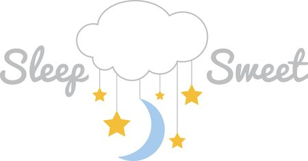 sky clouds: Looking to add style to your babys nursery  This design is perfect on nursery furniture and decor!