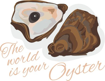 Add this bunch of oysters to napkins for the kitchen.