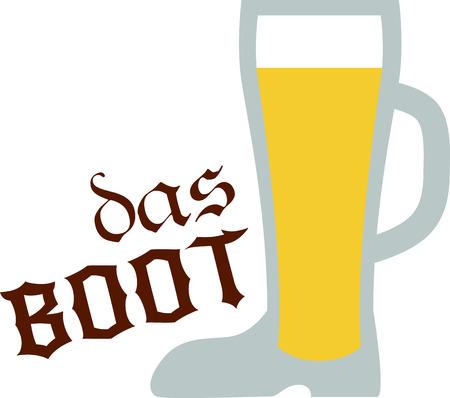 맥주 감정가를 기쁘게하는이 완벽한 디자인으로 축하 할 시간! 칵테일 냅킨, 주방 dcor 등에서 시원하게 보일 것입니다! 일러스트