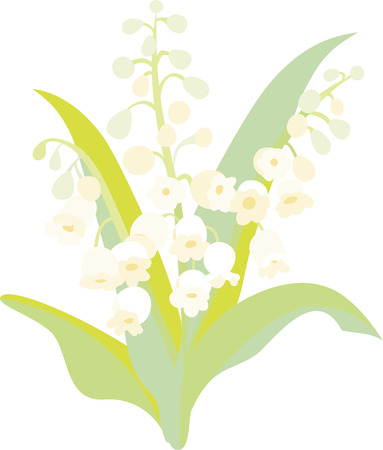 Lily flower which spreads happiness all over. This floral design will look great on a blanket.