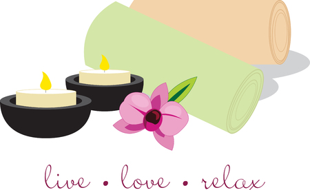 scented candle: Display these Soft ,Luxurious  Towel Candle collection from Embroidery Patterns.Sport these Premium Spa Esthetics on all your accessories