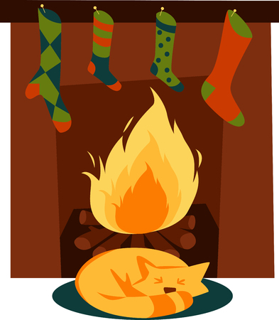 暖炉の付属品 deigns 刺繍パターンによってクリスマスのこの広い範囲であなたのクリスマスを祝う