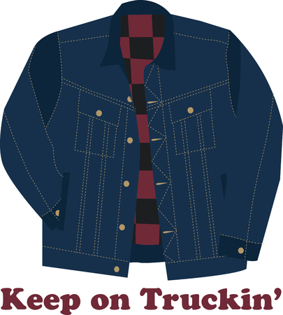outer clothing: Take a ride on the wild side! Get this fun and fashionable design on denims for your car junkie.