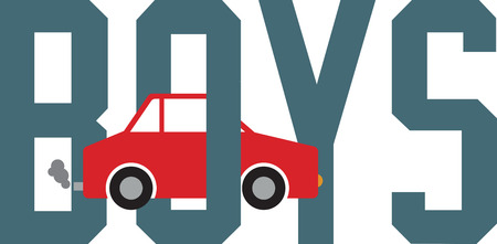 arsenal: Add to the arsenal of trucks for your vehicle lovers, with this design on t-shirts, kids room decor and more. Illustration