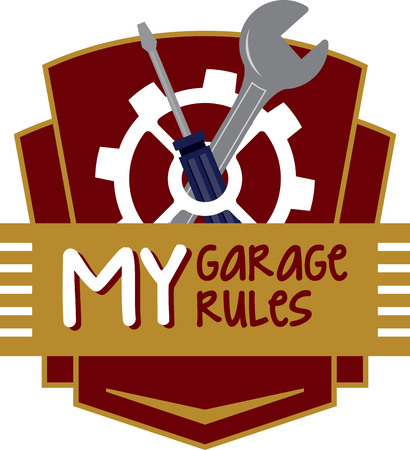 A great design on carryalls, sweatshirts, jacket backs, quilts, wall hangings, and anywhere else you can think of to recognize your favorite handyman!