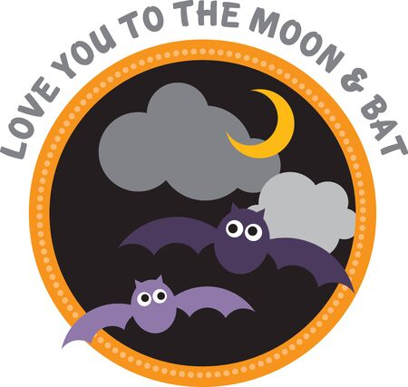 delightful: Prepare to have a hauntingly delightful Halloween with this design on t-shirts, hoodies, hats, warm-ups and more for the little ones!