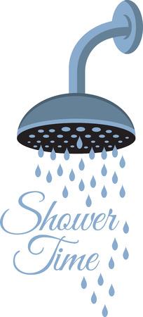 목욕 매트, 수건 아름다운 욕실 장식, 액자 자수와 이상과 게스트 화장실에서 환영 분위기를! 일러스트