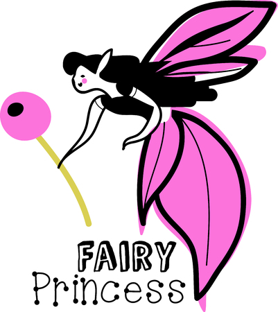 faery: Get lost in the land of fairies and pixie dust with this design on childs bedroom decor and other projects!
