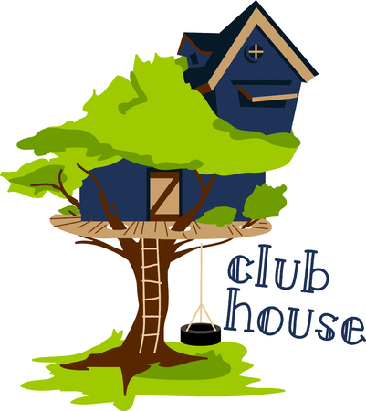 fort: This insanely simple tree house will provide hours of fun for the young and young at heart! A great addition to your childs bedroom decor and other projects!