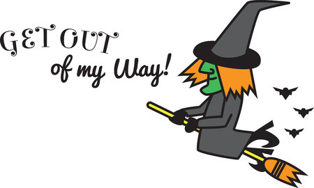 crone: Prepare to have a hauntingly delightful Halloween with this design on t-shirts, hoodies, hats, warm-ups and more for the little ones!
