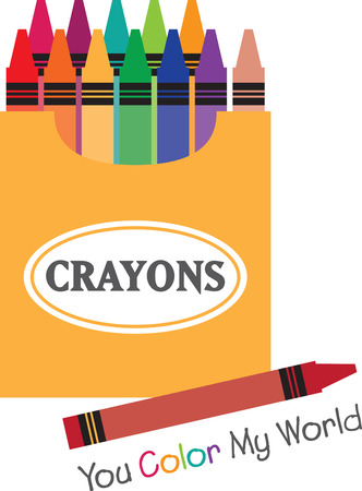 Always a back to school staple, this design is perfect on pencil bags, back packs, t-shirts and more.