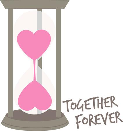 Die Liebe ist die Flamme, die euer Herz entflammt! Feiern Sie den Monat der Liebe mit diesem Entwurf auf Ihrem Valentinstag Projekte. Standard-Bild - 50794156