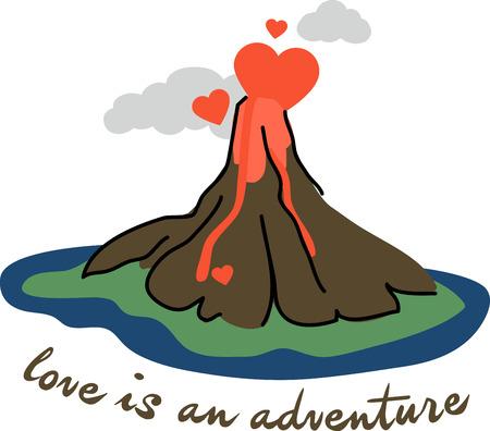 Die Liebe ist die Flamme, die euer Herz entflammt! Feiern Sie den Monat der Liebe mit diesem Entwurf auf Ihrem Valentinstag Projekte. Standard-Bild - 50941501