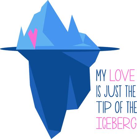 Zoet omhoog uw Valentijnsdag en toon wat liefde met dit ontwerp op uw vakantie projecten.
