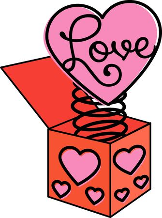 fictional character: Sweeten up your Valentines Day and show some love with this design on your holiday projects.