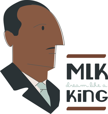 civil rights: Martin Luther Kings ideas are still a source of inspiration for people who seek peace and justice!  Celebrate his legacy on school projects!