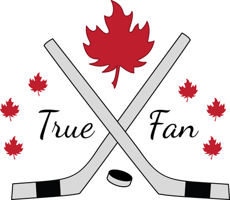 pullovers: Customize gear and accessories for your hockey team with this design on gear bags, fleece pullovers, t-shirts, hats and more for the next event!