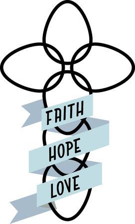 Dit ontwerp is perfect voor een verscheidenheid van religieuze thema projecten, zoals de Bijbel covers, bookmarks, ingelijst borduurwerk en nog veel meer.