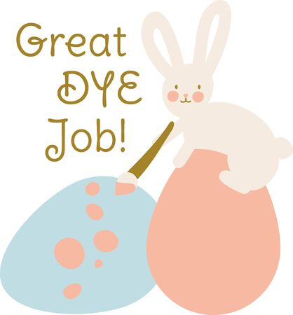 Have a cracking Easter with this design on throw pillows, napkins, sweatshirts, bags and more!
