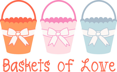 whimsy: Add whimsy to a simple and heartfelt expression on kitchen linen, chef coats, apron, hats and more for Easter. Illustration
