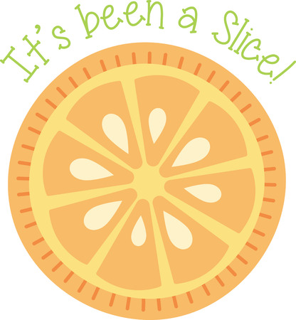 This zesty citrus can freshen up a winter kitchen and is perfect on table linens, area rugs, kitchen mats, wall decor, wall plaques and more. Ilustração