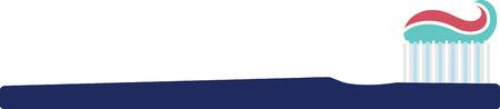 Un design perfetto per pubblicizzare la tua attività. Fai in modo che i tuoi pazienti usino pennello in modo appropriato con queste citazioni su vestiti, decorazioni e regali che incoraggiano una grande igiene orale. Archivio Fotografico - 53158240