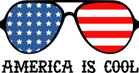 spectacle: Show off your patriotic side by wearing this design on t-shirts