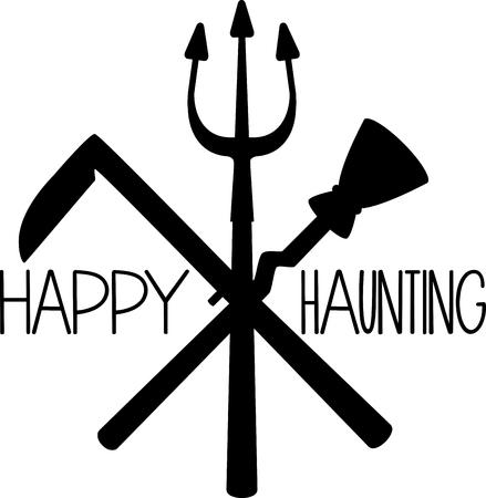 Préparez-vous à avoir une envoûtante délicieuse de Halloween avec cette conception sur des T-shirts, hoodies, des chapeaux, des échauffements et plus pour les plus petits! Banque d'images - 55093415