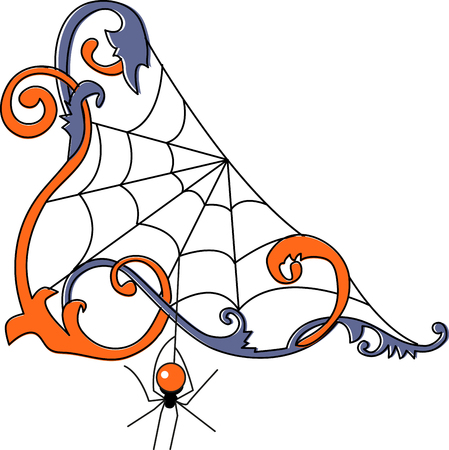 ones: Create some simple Halloween magic with this design on t-shirts, hoodies, hats, warm-ups and more for the little ones!