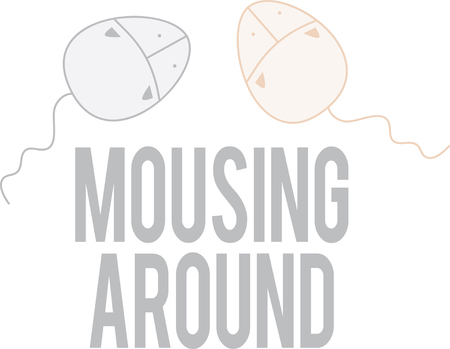 mouse pad: Create a personalized gift for your computer geek with this design on clothing, totes, throw pillows, framed embroidery and more.