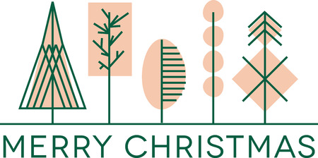 Scopri lo splendore del Natale con questo design su maglioni, felpe e altri progetti di vacanza! Archivio Fotografico - 61569230