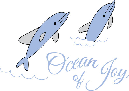 the oceans: Bring oceans of charm to garments, framed embroidery and home decor with these cheerful underwater scenes!