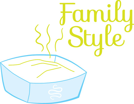 potluck: Bon Appetit!  Cook up fun designs for aprons, chef hats, kitchen towels, table linens, and more!