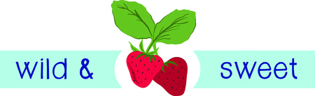 embellishment: Little screams summer quite like the sweet scent of fresh strawberries.  Enjoy the harvest with this design on table linens, kitchen mats, wall decor, wall plaques and more.