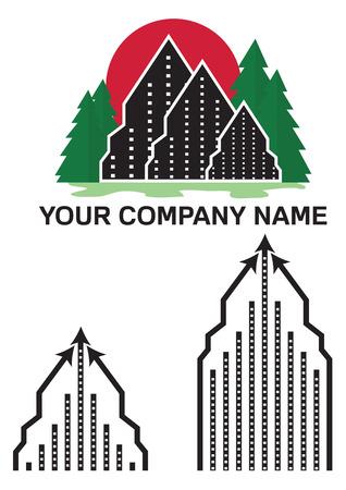 House Logo, eps format available Illustration