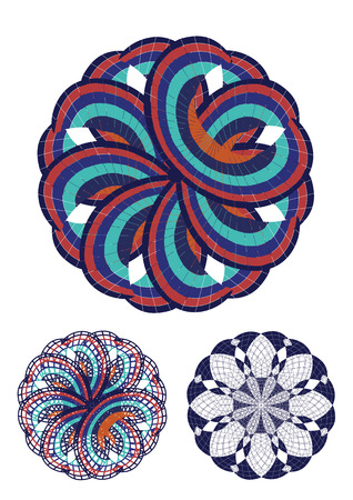 format: Vector Flowers - EPS format available.
