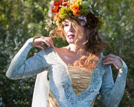 Displeased Queen Stok Fotoğraf