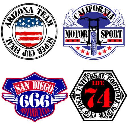 Motorcycle Logo Vector