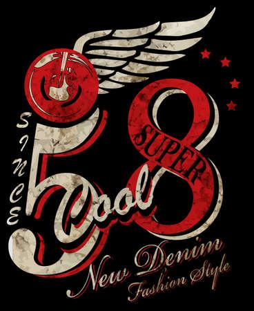 Old school ras poster